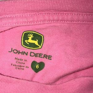 John Deere Shirts & Tops - John Deere tee shirt size 6